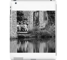 Afternoon at the Castle iPad Case/Skin
