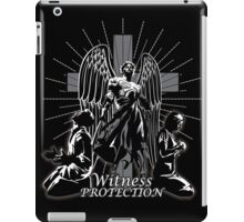 Witness Protection iPad Case/Skin