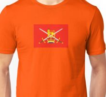 British Army Flag T-Shirt - United Kingdom Reserve Force Sticker Unisex T-Shirt