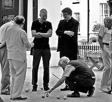 Petanque (1) by Hayley Musson