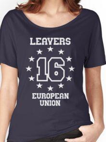 European Union Leavers - Basic Women's Relaxed Fit T-Shirt