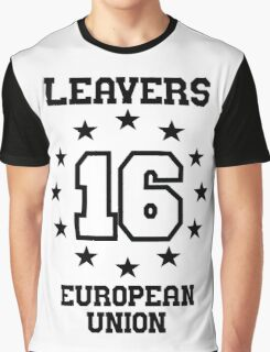 European Union Leavers - Basic Graphic T-Shirt