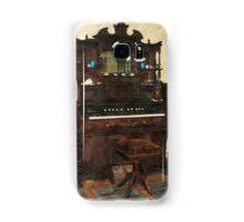 Large Organ in Parlor Samsung Galaxy Case/Skin