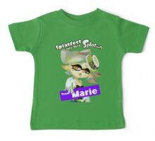 Splatfest Team Marie v.1 Baby Tee