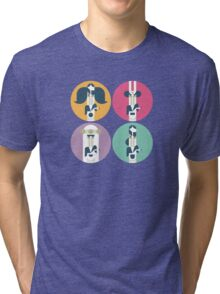 Frank Zappa (portrait) Tri-blend T-Shirt