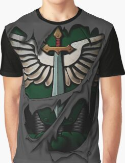 Dark Angels Armor Graphic T-Shirt