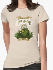 Iroh's Delectable Tea Womens Fitted T-Shirt
