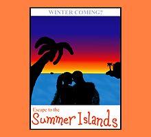 Summer Islands Tourism by masqueblanc
