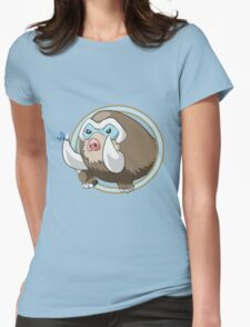 Quit Yer 'Swinin Womens Fitted T-Shirt