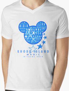 Rhode Island Magic - Orlando 2016 Mens V-Neck T-Shirt