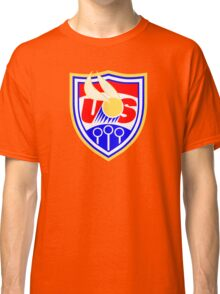 US Quidditch - World Cup 2014 Classic T-Shirt