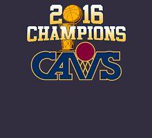 Cavs 2016 Champions Retro Logo Unisex T-Shirt