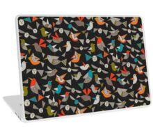 just birds dark Laptop Skin