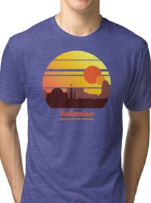BERU and OWEN Tri-blend T-Shirt