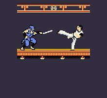 Ninjutsu vs. Kung Fu Unisex T-Shirt