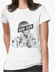 Nam-Joon Rap Monster BTS Womens Fitted T-Shirt