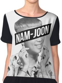 Nam-Joon Rap Monster BTS Chiffon Top