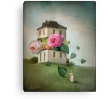 House of Flowers Metal Print