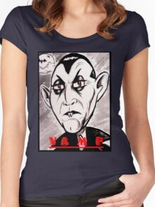 little dracula Women's Fitted Scoop T-Shirt