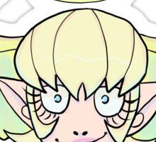Pastel Satan Sticker