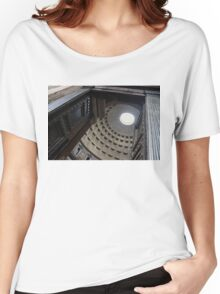 Entering the Pantheon  Women's Relaxed Fit T-Shirt