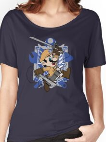 PLUMBER CORPS Women's Relaxed Fit T-Shirt