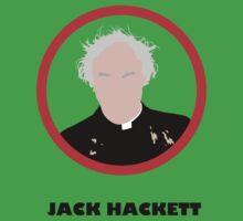 Jack Hackett - Father Jack Hackett by DanSoup