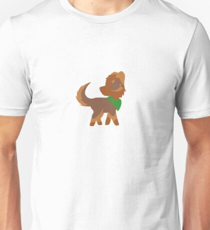 Hawk Chibi Unisex T-Shirt