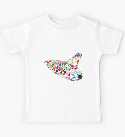 Crazy Mix For The Perfect Ocarina Kids Tee