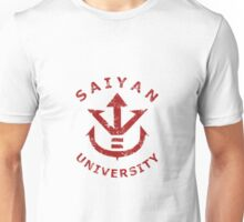 dragon ball z saiyan Unisex T-Shirt
