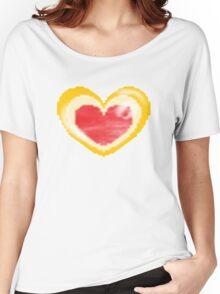 Heart Gem (2) Women's Relaxed Fit T-Shirt