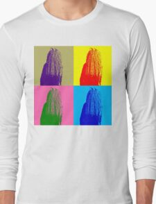 Don't Hug Me I'm Scared Pop Art RG Long Sleeve T-Shirt