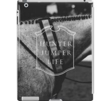 Hunter Jumper Life iPad Case/Skin