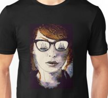 "Illustration from ""Ghosting"" Unisex T-Shirt"