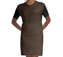 00978 Wilson's No. 200 Fashion Tartan  Graphic T-Shirt Dress