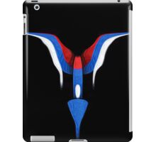 Curvilinear Project No. 12 ( Freedom ) iPad Case/Skin