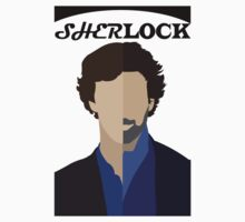 Dual-Sherlock by Vector  T-Shirts