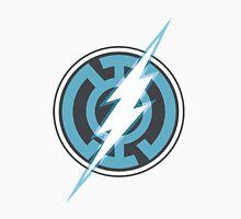 Blue Lantern Flash Unisex T-Shirt