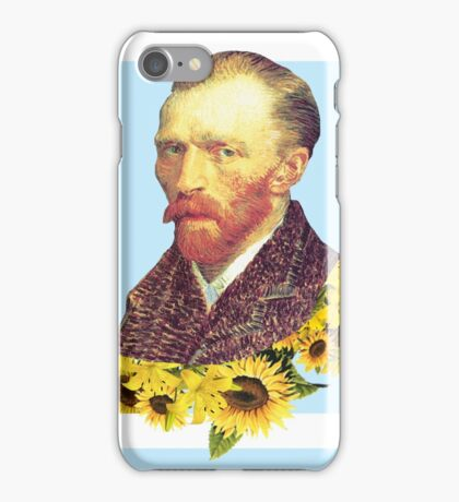 Lets Gogh iPhone Case/Skin