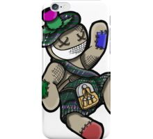 Sack Scott iPhone Case/Skin