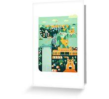 Floripa | Brazil Greeting Card