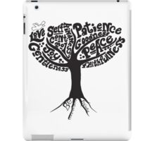 The Fruit of the Spirit iPad Case/Skin