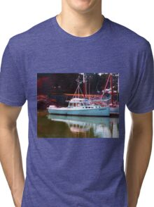 """Endurance"" of Berkeley, California Marina Tri-blend T-Shirt"