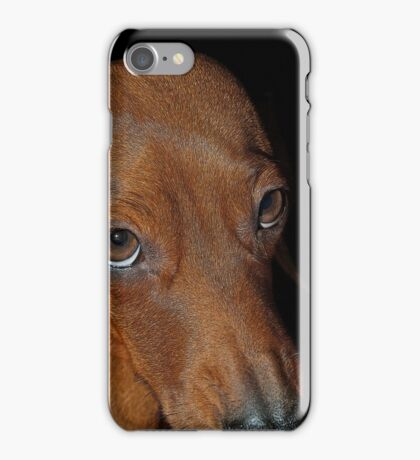 These Eyes Could Melt ......... iPhone Case/Skin