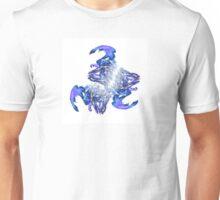 Waves in turmoil Unisex T-Shirt