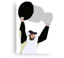 Crosby Cup Canvas Print