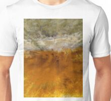 Bird's eye view. Unisex T-Shirt