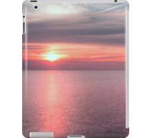 Norfolk summer sunset iPad Case/Skin
