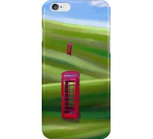 THE CALL OF THE HILLS iPhone Case/Skin