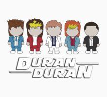 Duran Duran One Piece - Short Sleeve